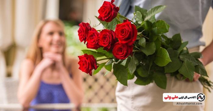 گل برای ولنتاین