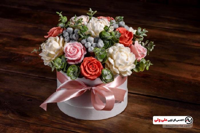 باکس گل پرفروش