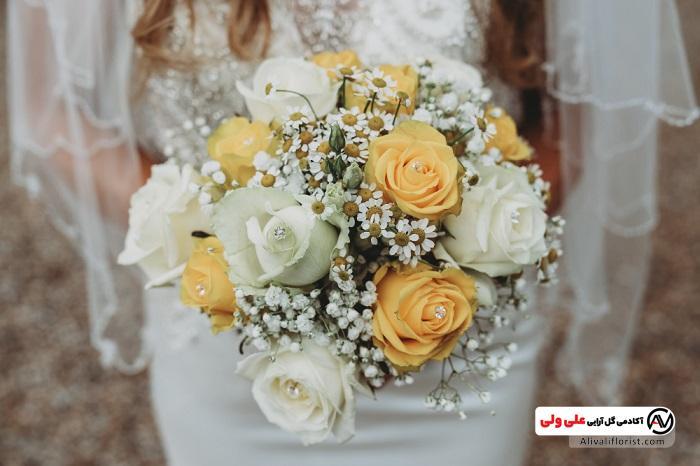 نکات دسته گل عروس