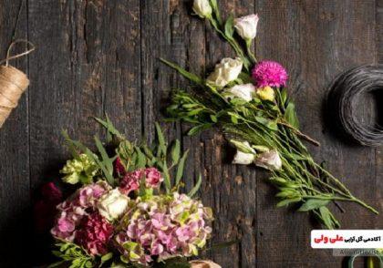 گل های تزئینی
