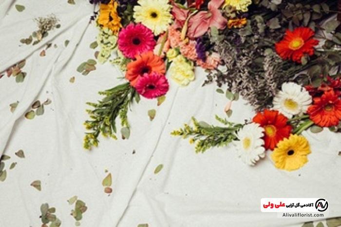 انواع گل های تزئینی
