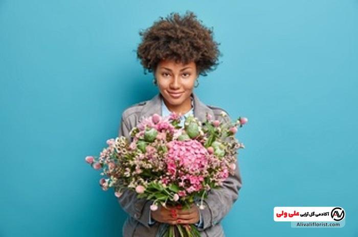 گل های جانبی